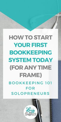 Buchhaltung So starten Sie HEUTE - Accounting & Bookkeeping Tips - Finance Starting Your Own Business, Start Up Business, Business Planning, Business Tips, Online Business, Business Essentials, Creative Business, Learn Accounting, Accounting Basics