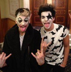 Halloween! It doesn't even look like them!