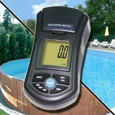 Chlor Messgerät/Tester/Prüfer/Meter Pool/Queick-up/Pooltester CL2