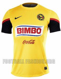 Club América Nike 2012/13 Home Jersey