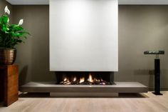 Fireplace by Weldor