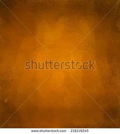 burnished copper background illustration, orange brown color painted wall backdrop with shiny distressed texture - stock photo