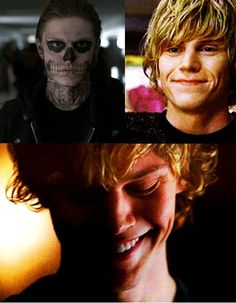 Tate from American Horror Story :)