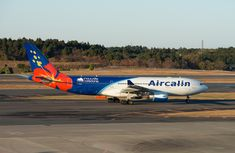 https://flic.kr/p/21XUadb   Aircalin - Air Caledonie International   Airbus A330-202   F-OHSD