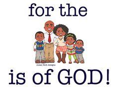 The Family is of God Flip Chart for LDS Primary | whipperberry.net