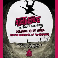 Abstinence en Vivo en el Skate San Isidro