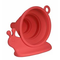 Funnel Snail- RED