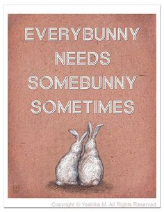 Thanks for helping today. Honey Bunny, Sunny Bunny, and Runny Bunny helped. Or was it Funny Bunny?or No Bunny ! no money for No Bunny! Bunny Art, Cute Bunny, Hunny Bunny, Bunny Home, Bunny Puns, Bean Bunny, Cutest Bunnies, Happy Easter, Easter Bunny