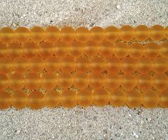 Sea Glass Seaglass Recycled Glass Saffron Yellow by PrismsOfLight, $2.75
