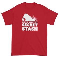 Secret Stash (Men's T-shirt)