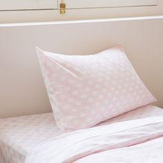 Reversible Clouds Pillow Case
