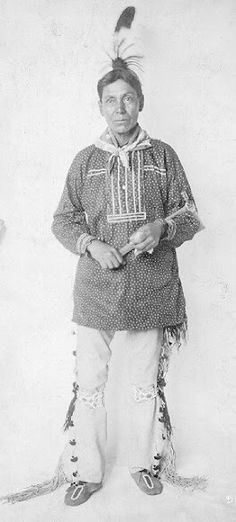 John Anderson, Delaware Tribe, 1910.  The Lenape are Native American/Native Canadian people. They are also called Delaware Indians after their historic territory along the Delaware River. As a result of disruption following the American Revolutionary War and later Indian removals from the eastern United States, the main groups now live in Ontario (Canada), Wisconsin, and Oklahoma.