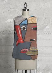 The Kiss Sleeveless Top: What a beautiful product!