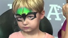 face painting - YouTube