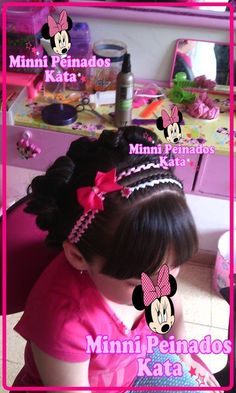 Little Girl Hairstyles, Braided Hairstyles, Little Girls, Braids, Hair Accessories, Hair Styles, Hairstyles For Babies, Child Hairstyles, Party Hairstyle