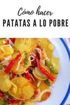 Huevos Fritos, Tapas, Deli, Pasta, Chicken, Vegetables, Healthy, Food, Gastronomia