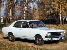Opel Rekord Sedan (1965 – 1971).