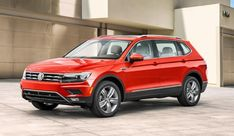 2018 Volkswagen Tiguan Design, Engine, Specs & Price Estimate