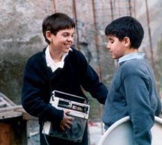 """""""Rot wie der Himmel"""" - Kino-Tipp - """"Rot wie der Himmel"""" ist die wahre Geschichte eines blinden italienischen Jungen."""