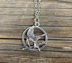Hunger Games Mockingjay Necklace ($40)