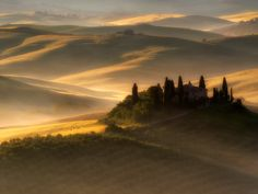 Magic sunrise - OLYMPUS DIGITAL CAMERA