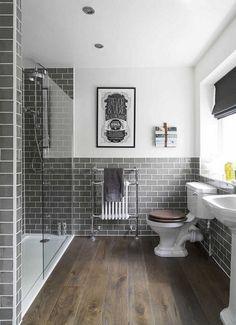 99 New Trends Bathroom Tile Design Inspiration 2017 (20)