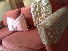 Charming Custom Arm Cover Protector Aztec #slipcovers | Arm Protectors! | Pinterest  | Tapestry