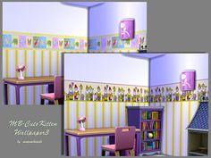 MB-CuteKittenWallpaper  Jeweils zwei verschiedene Kindertapeten in einem File, in verschiedenen Farben oder Motiven, zu finden im Baumodus unter Tapeten, kreiert für die Sims 4, von matomibotaki.  Two different kids wallpaper in a file, in different colors or designs to be found in the construction mode under wallpaper, done for Sims 4, created by matomibotaki.  https://www.allaboutsims.net/forum/index.php/Thread/16002-MB-CuteKittenWallpaper/?postID=77884#pos