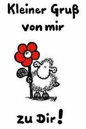 und nicht vergessen: Hab Dich lieb! | sheepworld | Echte ...