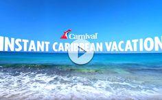 Impresionante Vídeo 360 de Carnival Cruise Line