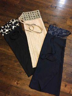 ゴム紐症候群対応ふんどし、紐パン、湯文字、パンドルショーツの作り方 Fashion Sewing, Diy Fashion, Fashion Background, Kimono, Japanese Sewing, Layered Skirt, Pants Pattern, Diy Clothes, Dress Patterns