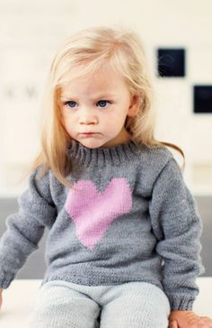Merino+wool+sweater+for+kids+with+heart+from+Shnop+Shnop++by+DaWanda.com