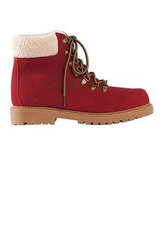 Women's Shoes - Isobar Sherpa Lined Hiking Boot