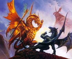 Council of Wyrms by Jeff Easley