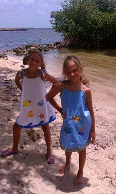 Girls sundress