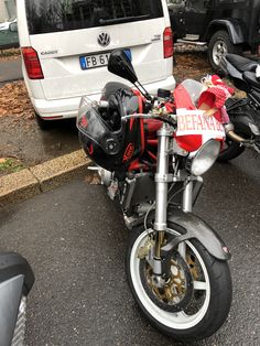La mia moto befana