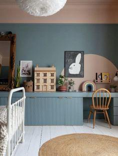 Big Girl Rooms, Boy Room, Trofast Ikea, Oval Room Blue, Orac Decor, Kids Room Design, Kid Spaces, Girls Bedroom, Room Inspiration