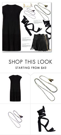 """""""Pres Shop 5/I"""" by amra-mak ❤ liked on Polyvore featuring MuuBaa, Whistles and presshop"""