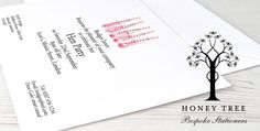 Hen and Wedding Invitations with a vintage theme. Bottles of pop. Welcome to HoneyTree - Premium Bespoke, Illustrated & Personalised Stationery to #CreateABuzz.