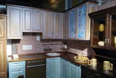 Кухня из массива сосны «Классика» Kitchen Cabinets, Home Decor, Decoration Home, Room Decor, Cabinets, Home Interior Design, Dressers, Home Decoration, Kitchen Cupboards