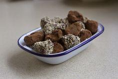 Fotorecept   Čokoládové truffles podľa Jamieho Olivera