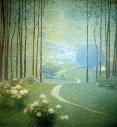 Gustav Klimt (Austrian,1862 – 1918)