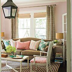 Living Room Decorating Ideas: Retrofit Your Lighting < Style Guide: 95 Living Room Decorating Ideas - Southern Living Mobile