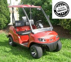 Beckers Golf Cart Handel -   - Ligier - Yamaha - WSM Mitsubishi - E-Z-GO - Club Car - WSM Mitsubishi MT1220 nach StVZO NEUFAHRZEUG                                 Golf Cart / Golfcar