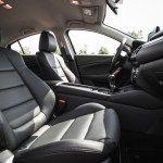 2016 Mazda 6 Sedan Interior