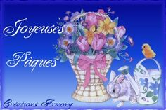 Cartes Souhaits Pâques Creations, Wish, Cards