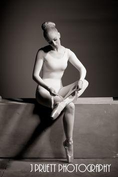 Ballerina, Backstage!
