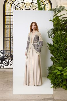 Jean Paul Gaultier Resort 2014 Collection Slideshow on Style.com