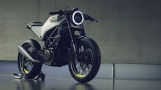 These Killer Husqvarna Concepts Are Retro Futurism Done Right Futuristic Motorcycle, Motorcycle Bike, Motorcycle Types, Harley Davidson Scrambler, Retro Cafe, Concept Motorcycles, Ducati Scrambler, Buy Bike, Dungeons And Dragons Homebrew