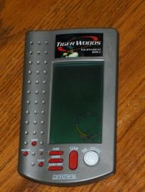 Tiger Woods Tournament Golf Electronic Game